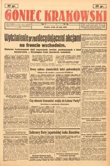 Goniec Krakowski. 1943, nr121