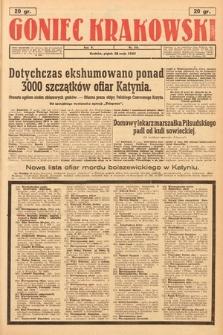 Goniec Krakowski. 1943, nr123