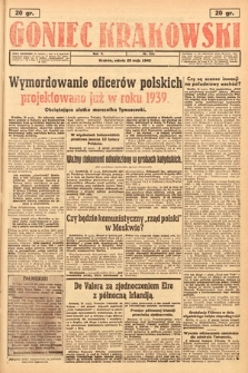 Goniec Krakowski. 1943, nr124