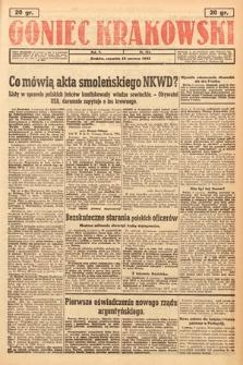 Goniec Krakowski. 1943, nr134