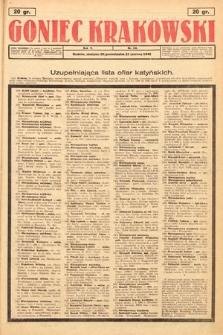 Goniec Krakowski. 1943, nr141