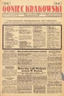 Goniec Krakowski. 1943, nr142