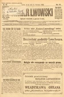 Kurjer Lwowski. 1923, nr83