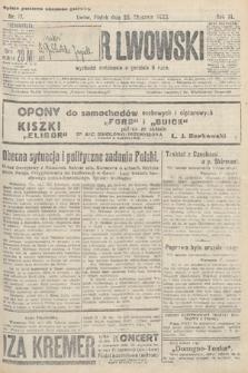 Kurier Lwowski. 1922, nr17