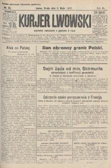 Kurier Lwowski. 1922, nr95