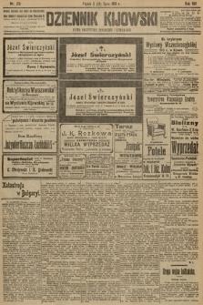 Dziennik Kijowski : pismo polityczne, społeczne i literackie. 1913, nr173