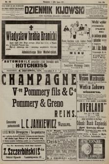 Dziennik Kijowski : pismo polityczne, społeczne i literackie. 1913, nr175