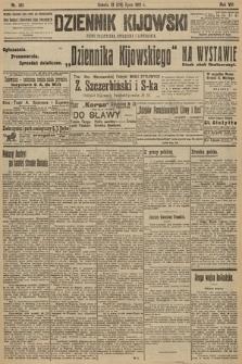 Dziennik Kijowski : pismo polityczne, społeczne i literackie. 1913, nr180