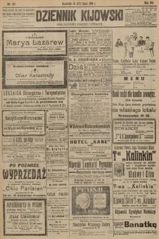 Dziennik Kijowski : pismo polityczne, społeczne i literackie. 1913, nr181
