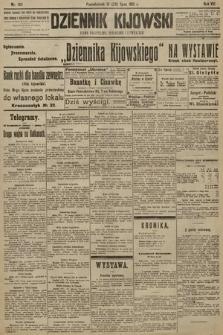 Dziennik Kijowski : pismo polityczne, społeczne i literackie. 1913, nr182