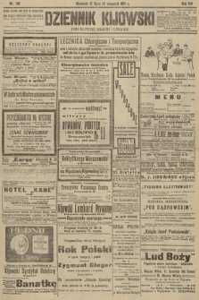 Dziennik Kijowski : pismo polityczne, społeczne i literackie. 1913, nr188