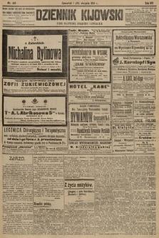 Dziennik Kijowski : pismo polityczne, społeczne i literackie. 1913, nr199