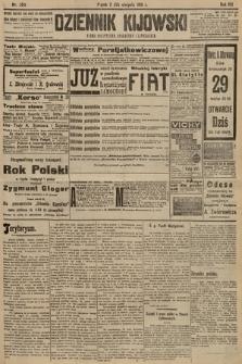 Dziennik Kijowski : pismo polityczne, społeczne i literackie. 1913, nr200