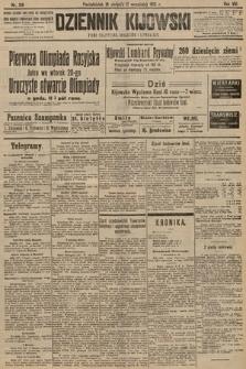 Dziennik Kijowski : pismo polityczne, społeczne i literackie. 1913, nr216