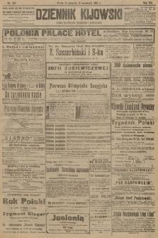 Dziennik Kijowski : pismo polityczne, społeczne i literackie. 1913, nr218
