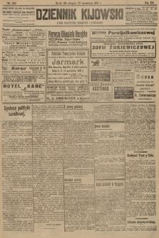 Dziennik Kijowski : pismo polityczne, społeczne i literackie. 1913, nr225