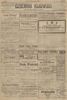Dziennik Kijowski : pismo polityczne, społeczne i literackie. 1913, nr231
