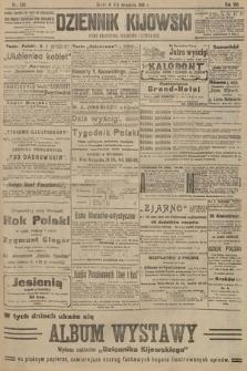 Dziennik Kijowski : pismo polityczne, społeczne i literackie. 1913, nr232