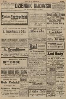 Dziennik Kijowski : pismo polityczne, społeczne i literackie. 1913, nr237