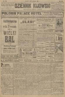 Dziennik Kijowski : pismo polityczne, społeczne i literackie. 1913, nr238