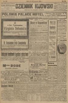 Dziennik Kijowski : pismo polityczne, społeczne i literackie. 1913, nr241