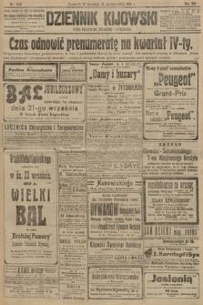 Dziennik Kijowski : pismo polityczne, społeczne i literackie. 1913, nr246