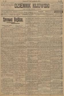 Dziennik Kijowski : pismo polityczne, społeczne i literackie. 1913, nr264
