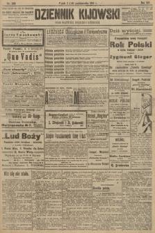 Dziennik Kijowski : pismo polityczne, społeczne i literackie. 1913, nr268
