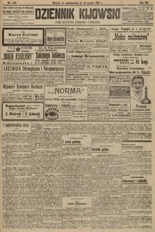 Dziennik Kijowski : pismo polityczne, społeczne i literackie. 1913, nr279