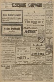 Dziennik Kijowski : pismo polityczne, społeczne i literackie. 1913, nr282