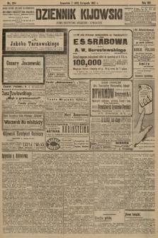 Dziennik Kijowski : pismo polityczne, społeczne i literackie. 1913, nr294