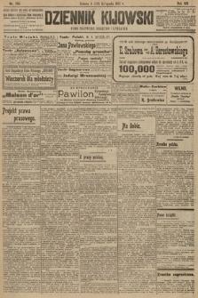 Dziennik Kijowski : pismo polityczne, społeczne i literackie. 1913, nr296