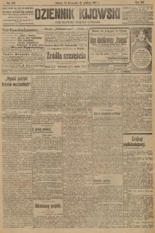 Dziennik Kijowski : pismo polityczne, społeczne i literackie. 1913, nr310