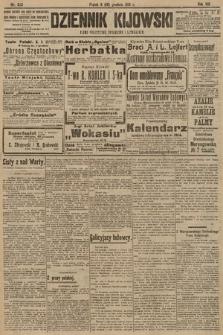 Dziennik Kijowski : pismo polityczne, społeczne i literackie. 1913, nr323