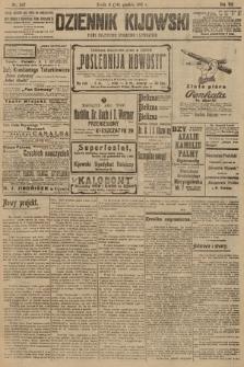 Dziennik Kijowski : pismo polityczne, społeczne i literackie. 1913, nr327
