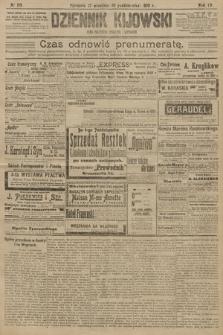 Dziennik Kijowski:pismo polityczne, społeczne iliterackie. 1909, nr219