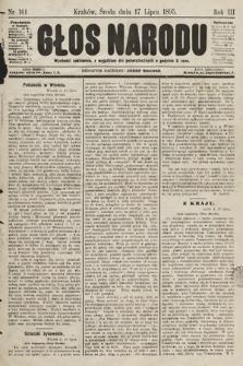 Głos Narodu. 1895, nr161