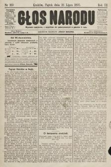 Głos Narodu. 1895, nr169