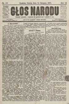 Głos Narodu. 1895, nr193