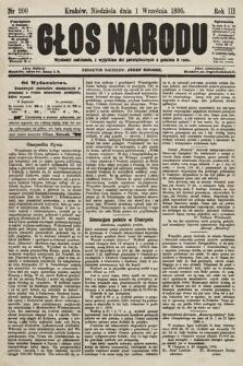 Głos Narodu. 1895, nr200