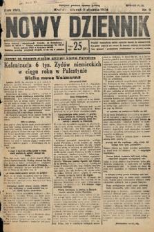 Nowy Dziennik. 1934, nr2