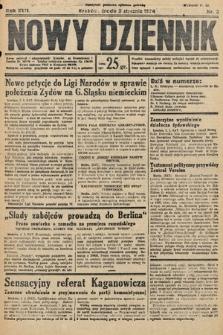 Nowy Dziennik. 1934, nr3