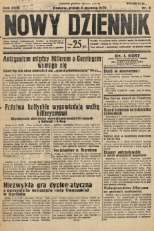 Nowy Dziennik. 1934, nr5