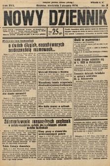 Nowy Dziennik. 1934, nr7
