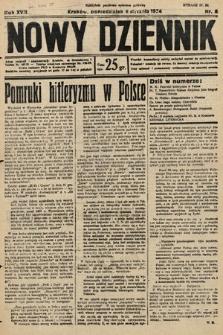Nowy Dziennik. 1934, nr8