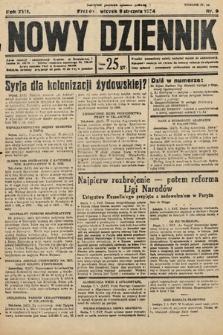 Nowy Dziennik. 1934, nr9