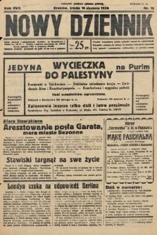 Nowy Dziennik. 1934, nr10