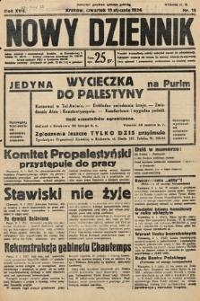 Nowy Dziennik. 1934, nr11