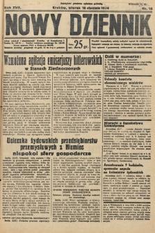 Nowy Dziennik. 1934, nr16