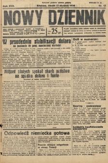 Nowy Dziennik. 1934, nr17